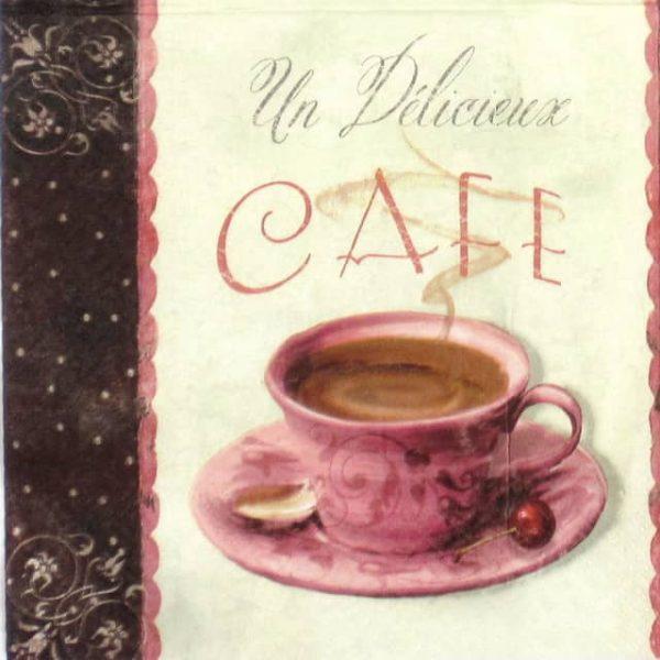 Paper Napkin - Coffee