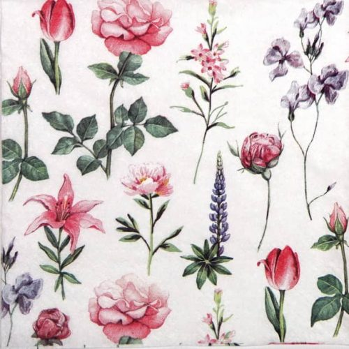 Lunch Napkins (20) - Boons of Garden