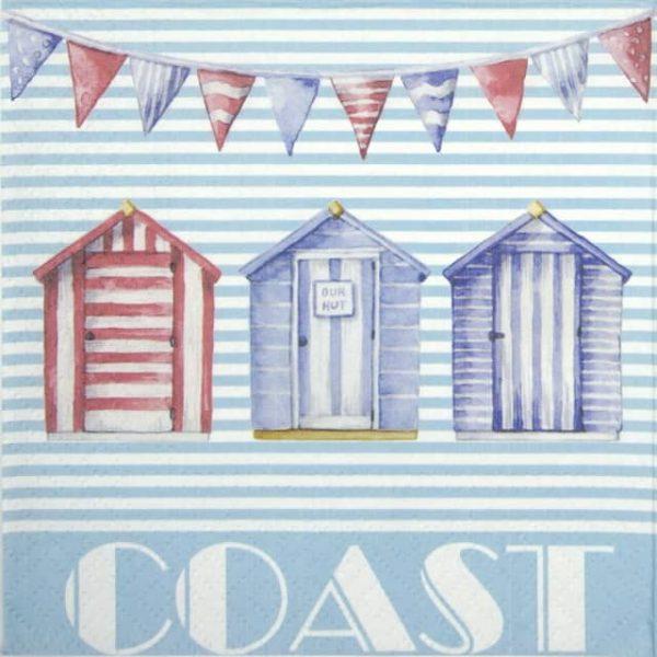 Lunch Napkins (20) - Coast