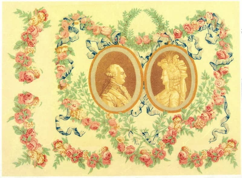 Rice Paper - Rococo Lovers