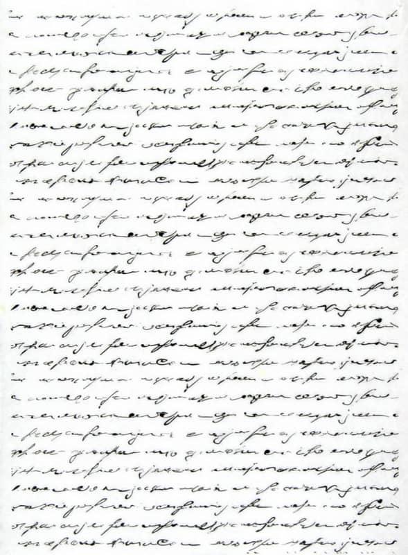 Rice Paper - Handwriting Black