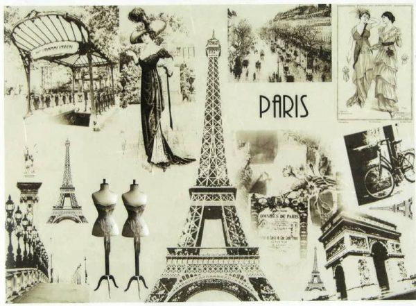 Rice Paper - Old Paris Photos