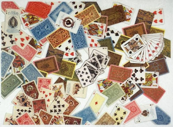 Rice Paper - Vintage Hobby Cards
