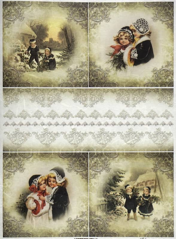 Rice Paper - Winter playing time 01-