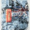 Rice Paper - Vintage London