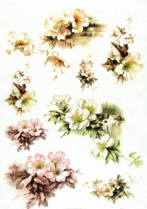 Rice Paper - Cherry Blossom