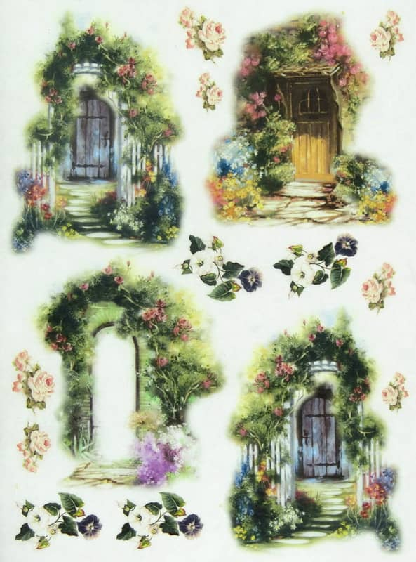 Rice Paper - Cottage 2