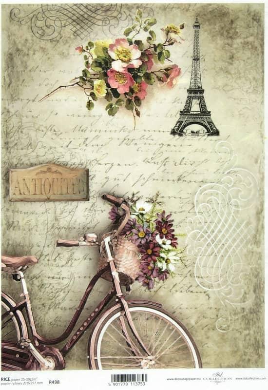 Rice Paper - Parisian Still Life 2
