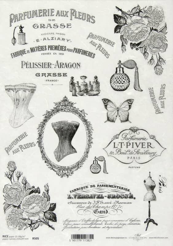 Rice Paper - Vintage Parfumerie