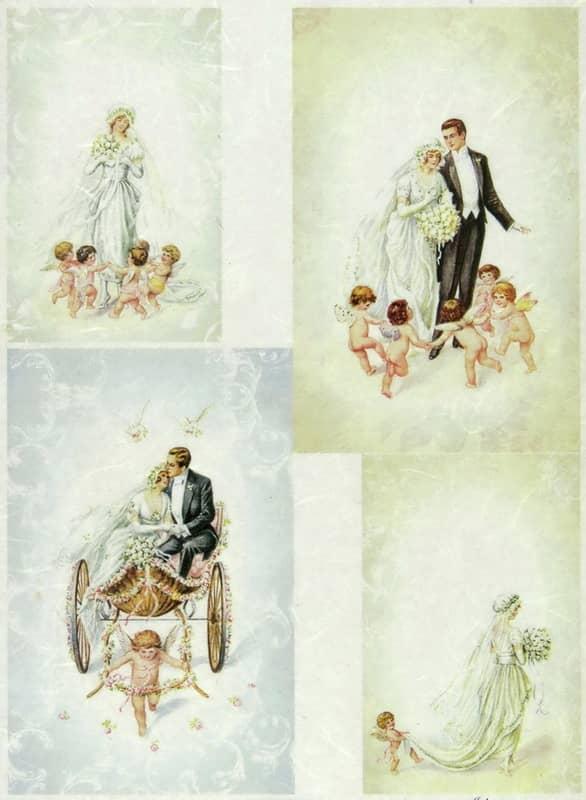 Rice Paper - Wedding
