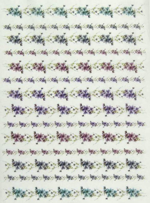 Rice Paper - Mini Bouquets