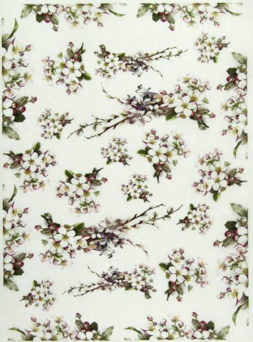 Rice Paper - Vintage Blossom