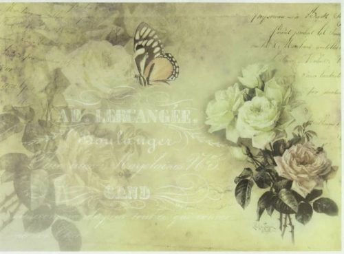 Rice Paper - Romantic Background 2