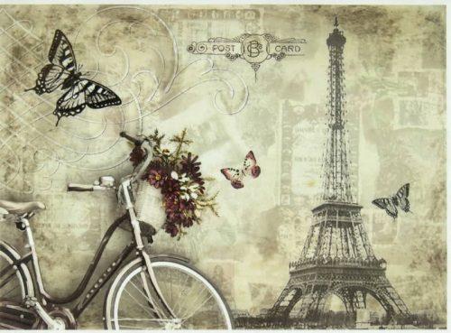 Rice Paper - Vintage Paris -