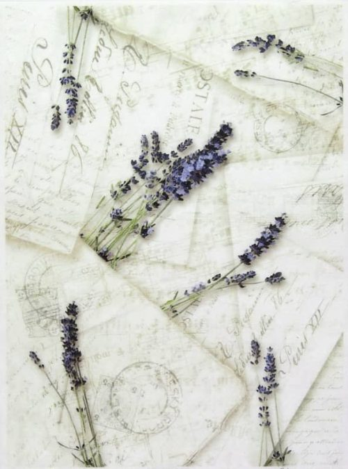Rice Paper - Lavender's Letters