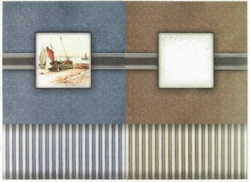 Rice Paper - Vintage Sea