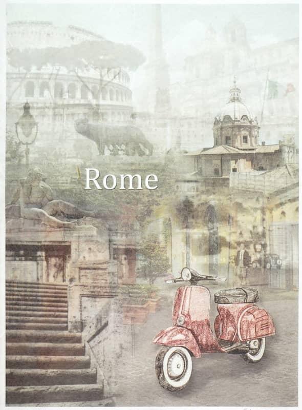 Rice Paper - Vespa Tour in Rome