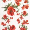 Rice Paper - Red Poppy