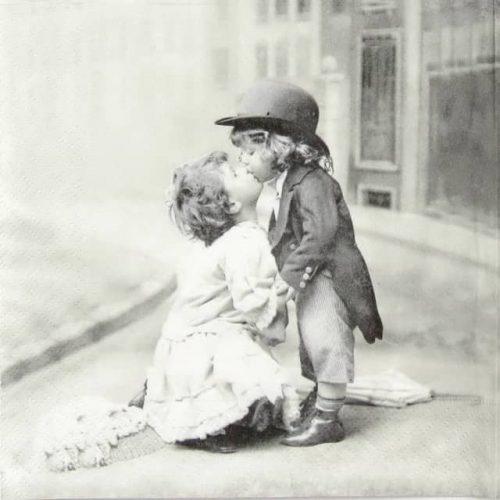 Paper Napkin - Kids Love