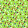 Paper Napkin - Millefleurs light green