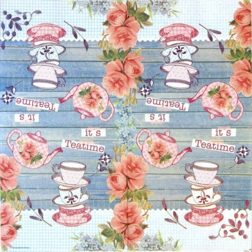 Lunch Napkins (20) - It's Teatime