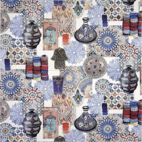 Paper Napkin - Medina