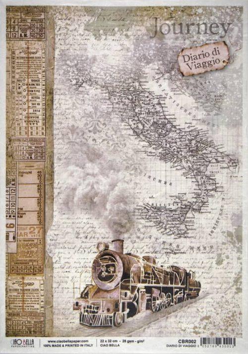 Rice Paper - Diario di Viaggio