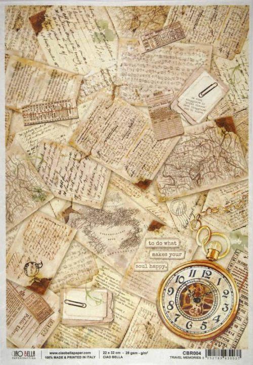 Rice Paper - Travel Memories