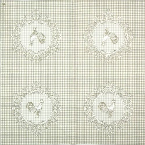 Lunch Napkins (20) - Rooster Linen