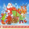 Lunch Napkins (20) - Christmas Presents