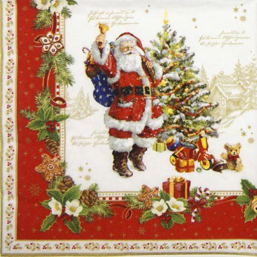 Paper Napkin - Christmas Memories