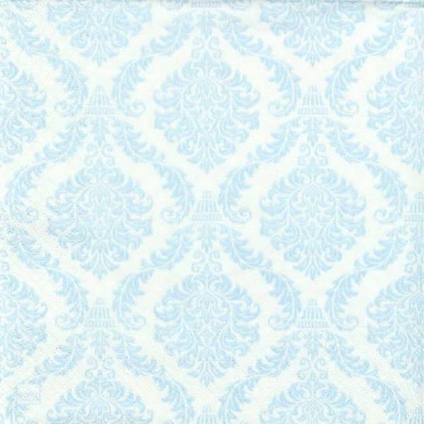 Paper Napkin - Elegant Blue