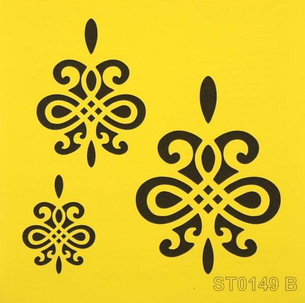 Stencil_ITD_ST0149B_Ornaments