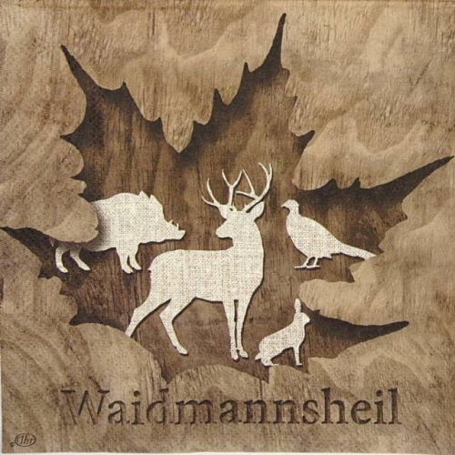 Paper Napkin - Waidmannsheil