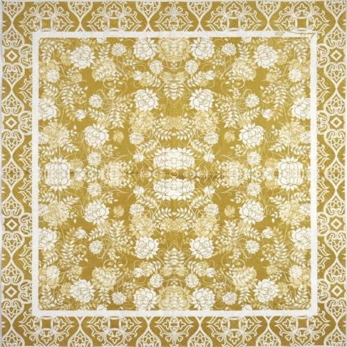 Paper Napkin - Classic Garden Gold