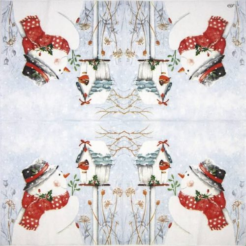 Lunch Napkins (20) - Keep you Warm and Lovely