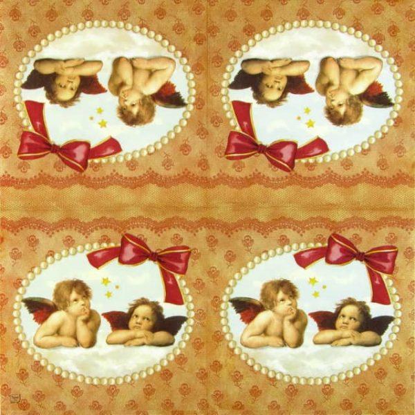 Paper Napkin - Raffael
