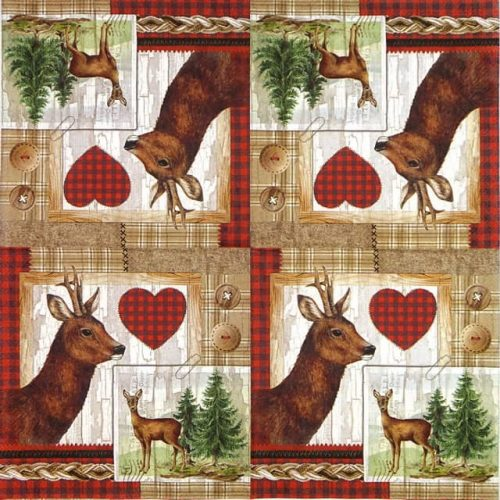 Lunch Napkins (20) - Waldliebe