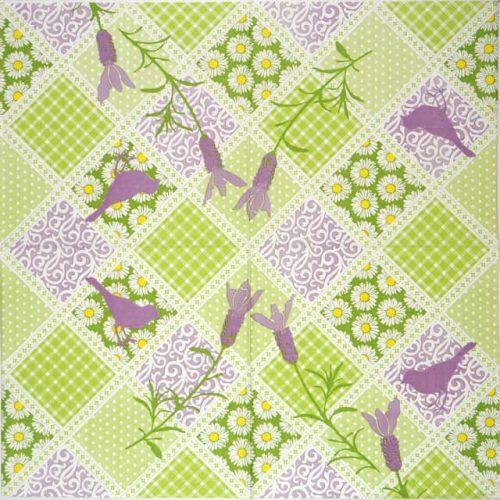 Paper Napkin - Garden lilac