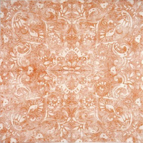 Paper Napkin - Felicia terracotta