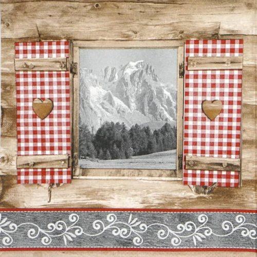 Paper Napkin - Almblick Countryside