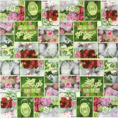 Paper Napkin - Spring Awakening
