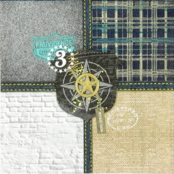 Lunch Napkins (20) - Providence