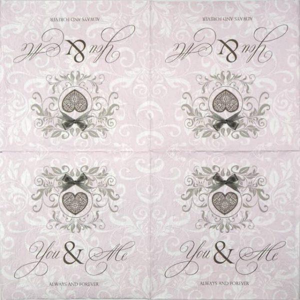 Paper Napkin - Florentina You & Me