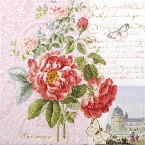 Paper Napkin - Parc du Chateau
