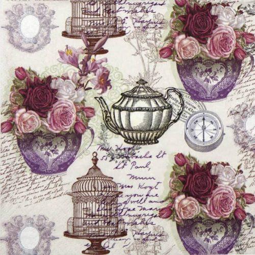 Paper Napkin - Lorraine