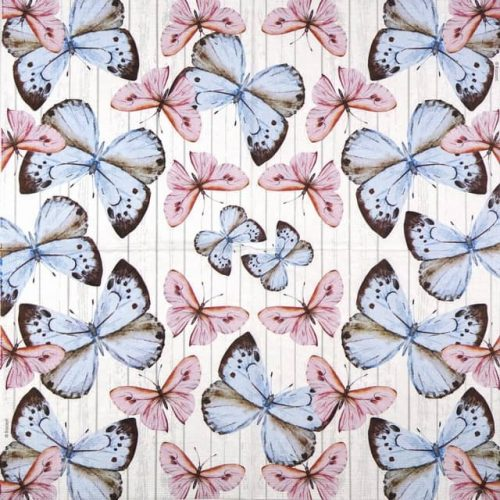 Paper Napkin - Baazart: Butterfly Dream
