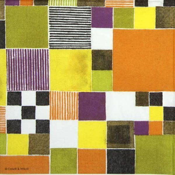 Paper Napkin - Colwill & Waud: Palma