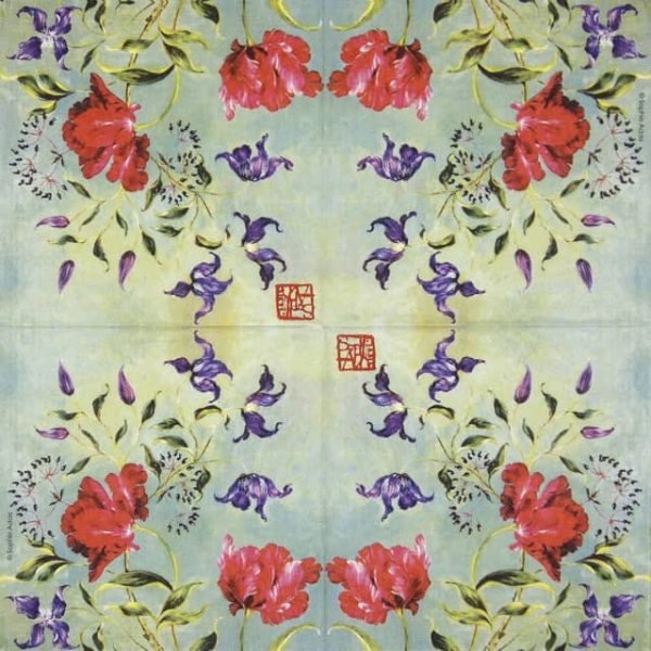Paper Napkin - Sophie Adde: Sapporo
