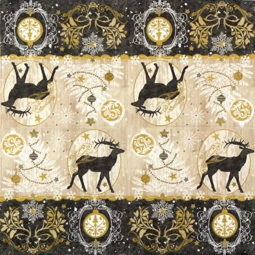 Lunch Napkins (20) - Royal Deer